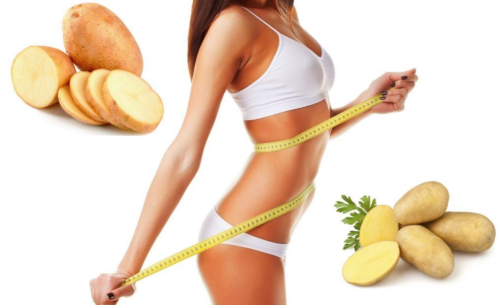 Картофельная диета польза