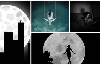 бессонница и фазы луны