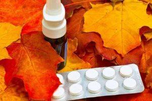 аллергии осенью