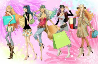 гардероб модницы