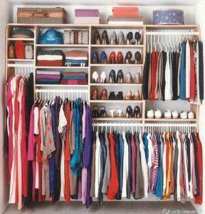 варианты гардероба